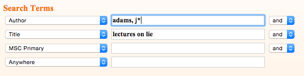 Screen Shot Wikipedia - MR adams j - search