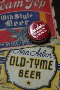 Ann Arbor Brewing Company paraphernalia