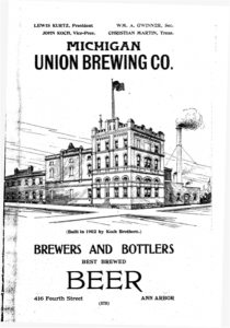 Michigan Union Brewing Co