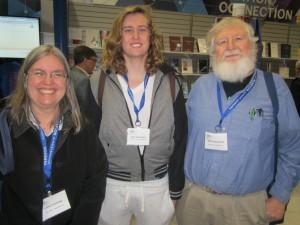 Colleen, Karl, and Peter Vachuska