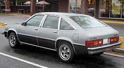 Picture of a Chevrolet Citation