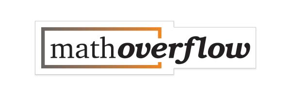 MathOverflow logo