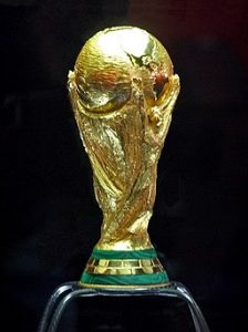 Photo of the World Cup (soccer / football)