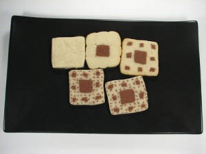 Sierpinski cookies. Oh yes. Image: Lenore Edman, via Flickr.