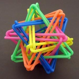 A Straws Thingy. Image: Zachary Abel.
