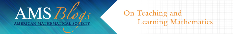 On Teaching and Learning blog banner