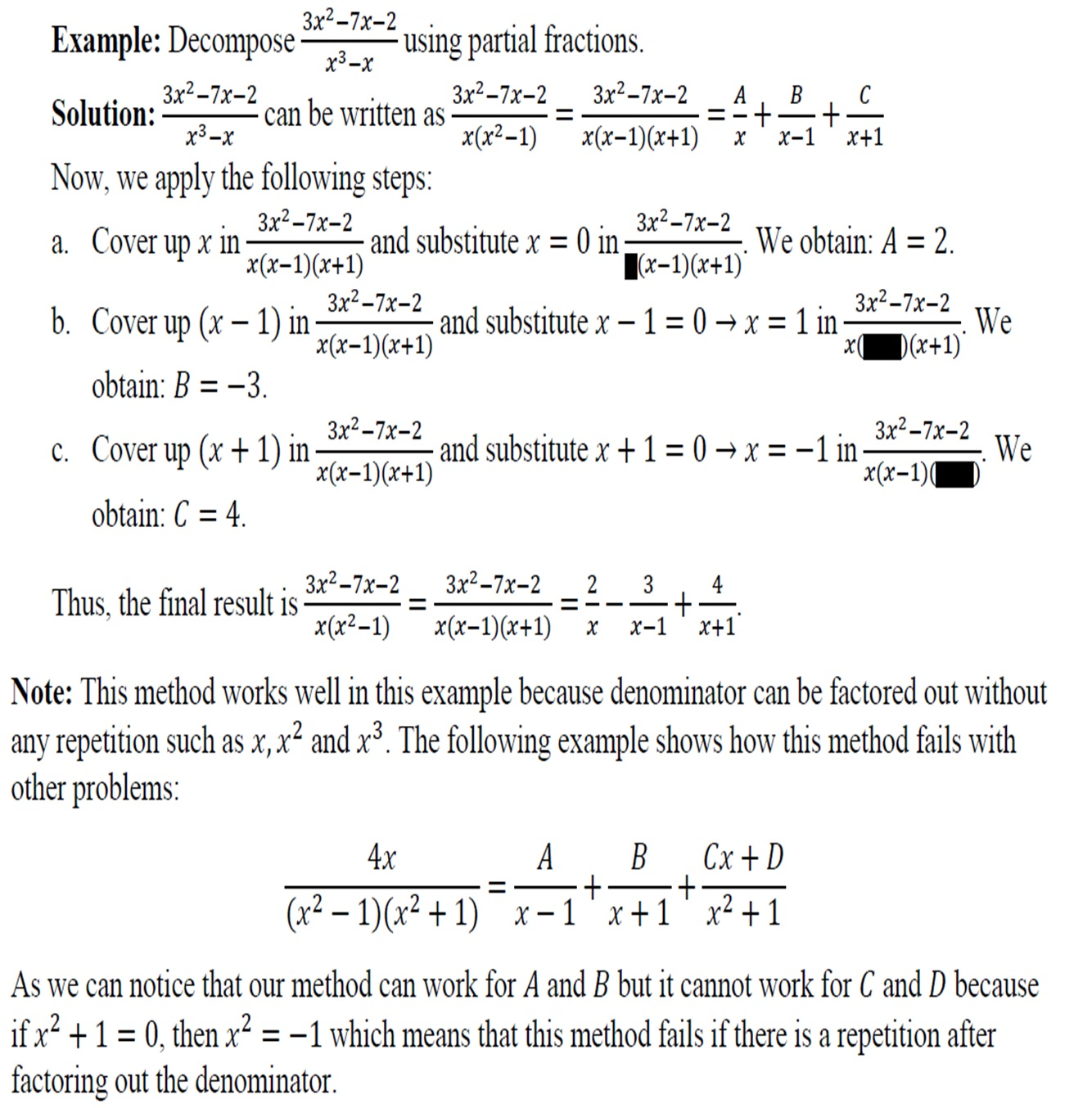 Teaching advice for math graduate students and instructors is considered one of the difficult topics for students of calculus ii because some students either do not memorize the standard form of integration by falaconquin