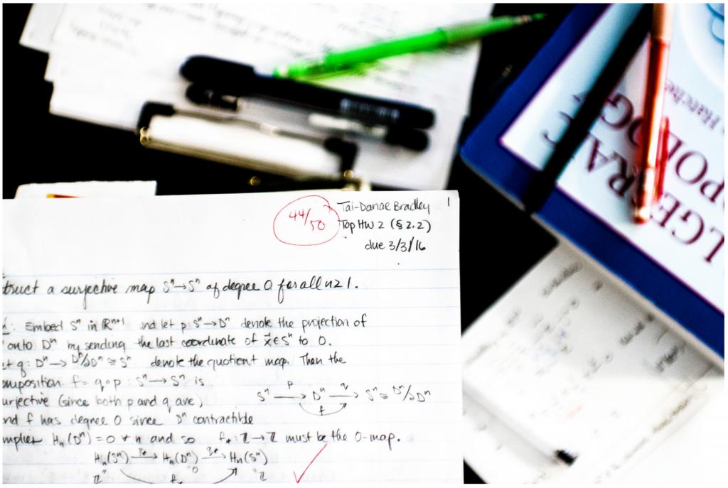Tai homework