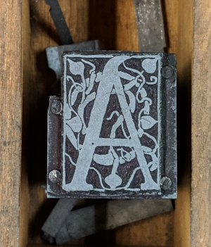 The A initial type