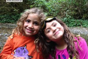 Ayla and Asha