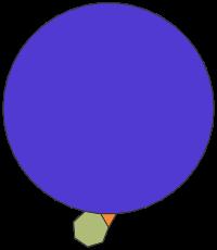 Regular Polygons Meeting at Vertex: 3.7.42