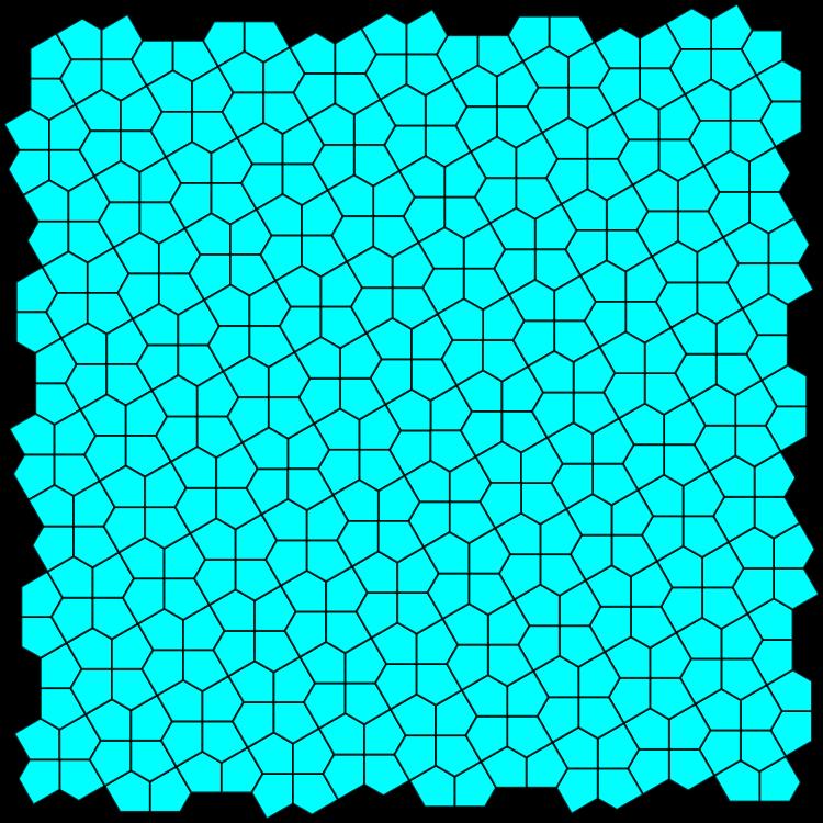 Cairo Tiling - Tom Ruen