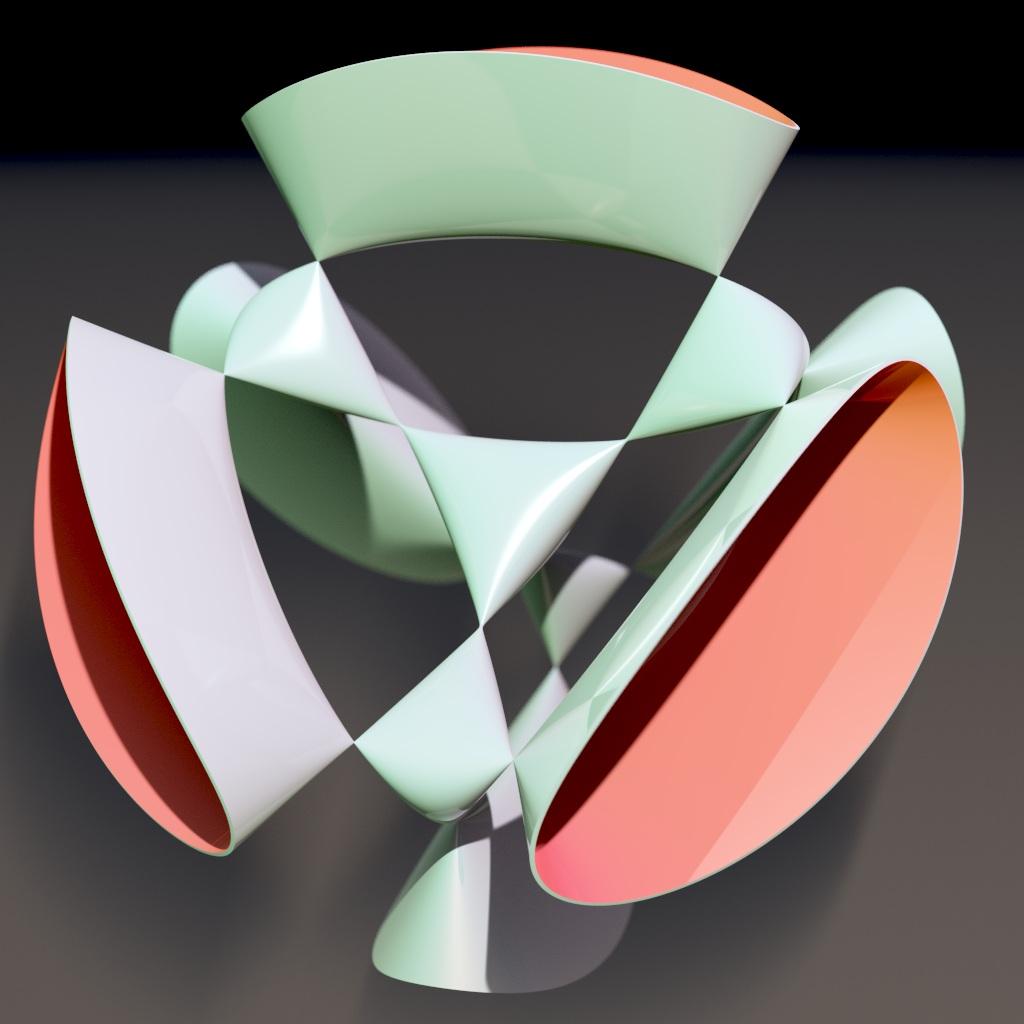 Cut Kummer's Quartic Surface - Abdelaziz Nait Merzouk