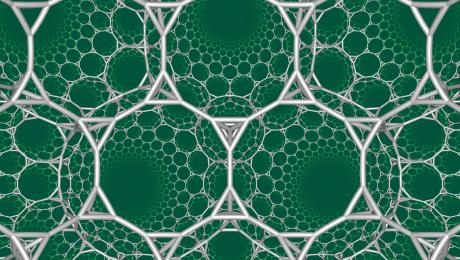 Truncated {6,3,3} Honeycomb - Roice Nelson