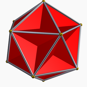 Great Dodecahedron - Robert Webb's Stella Software